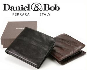 Daniel&Bob[ダニエル&ボブ]二つ折り財布 CLASSE ロディレザー