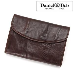 Daniel&Bob[ダニエル&ボブ]三つ折り財布 DUCA2 ロディレザー