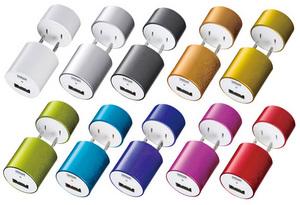 SANWA SUPPLY USB-ACアダプタ ACA-IP12