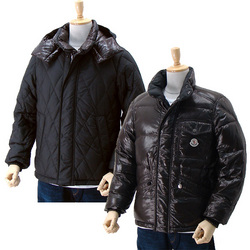 MONCLER[モンクレール]ALFRED:アルフレッド 999 BLACK / 243 BROWN