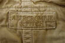 Abercrombie&Fitch [アバクロンビー&フィッチ]