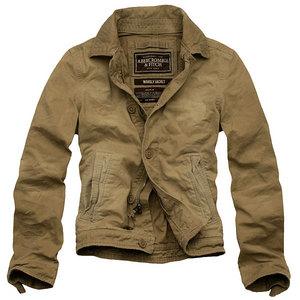 Abercrombie&Fitch [アバクロンビー&フィッチ] ヴィンテージジャケット Wakely Jacket - Khaki