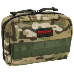 BRIEFING[ブリーフィング]HANDY POUCH FIT:ハンディーポーチ フィット MultiCam