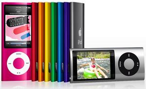 New iPod nano 5G Debut!