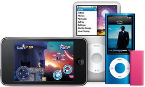 New iPod Family