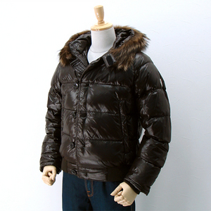 MONCLER[モンクレール]BULGARE:ブルガリ 243:BROWN