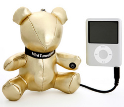 Mini Tuned Bear:ミニ チューンド ベア