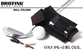 BRIEFING[ブリーフィング]BALL FOLDER