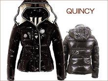 MONCLER[モンクレール]QUINCY:クインシー 999シャイニーブラック