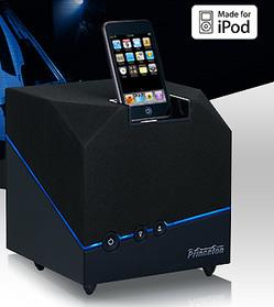 Princeton 最大出力90W「ClassHD」デジタルアンプ搭載2.1chマルチメディアスピーカー 「Jive Box(PSP-HDB)」