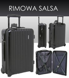 RIMOWA[リモワ]Salsa:サルサ 851.52 Cabin Trolley(Black) TSA