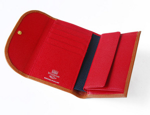 Whitehouse Cox[ホワイトハウスコックス]3tone Collection TAN/RED/NAVY s7660