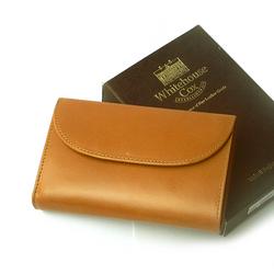 Whitehouse Cox[ホワイトハウスコックス]三つ折り財布 s7660