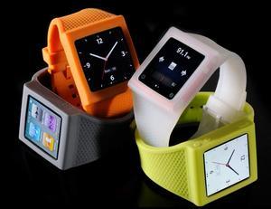 HEX Original watch band for iPod nano 6G