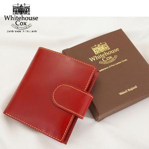 Whitehouse Cox[ホワイトハウスコックス]二つ折り財布 s7180