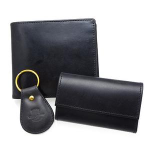 Whitehouse Cox[ホワイトハウスコックス]折り財布s7532+キーケースs5794+キーフォブs0668 セット