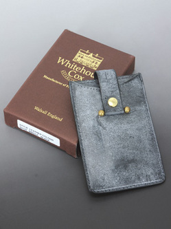 Whitehouse Cox[ホワイトハウスコックス]BUSINESS CARD CASE s9107