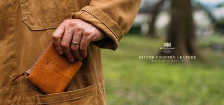 BRITISH COUNTRY LEATHER