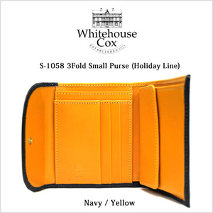 Whitehouse Cox[ホワイトハウスコックス]S1058 2011 HOLIDAY LINE