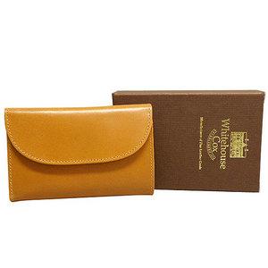 Whitehouse Cox[ホワイトハウスコックス]三つ折り財布 s7660 NEWTON